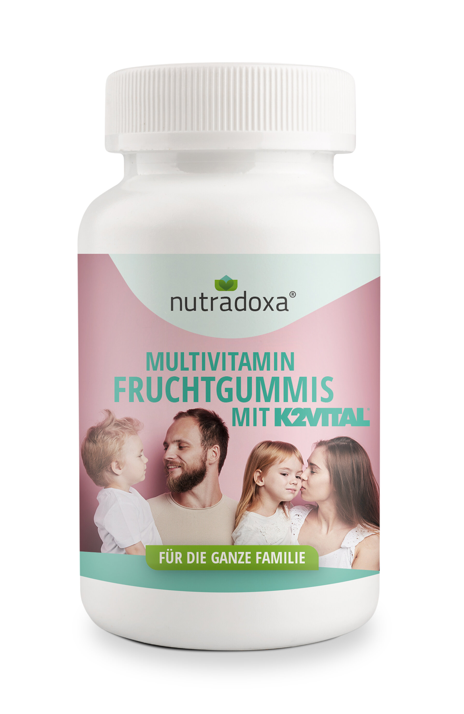 Multivitamin Fruchtgummis mit K2VITAL®
